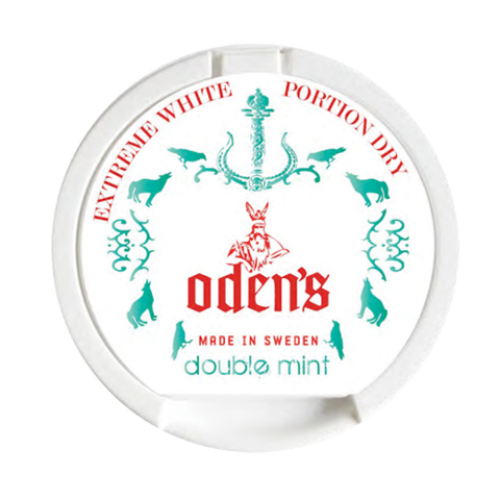 Odens Double Mint