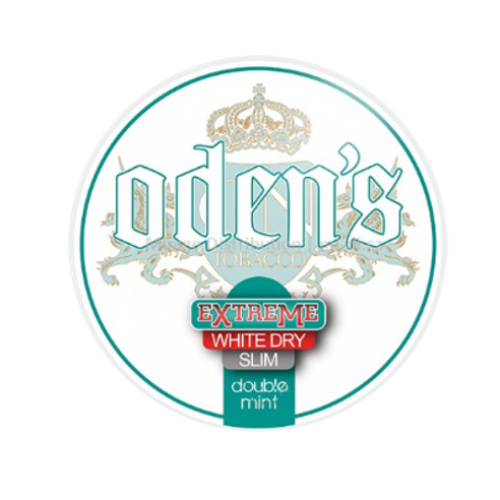 Odens Double Mint Slim
