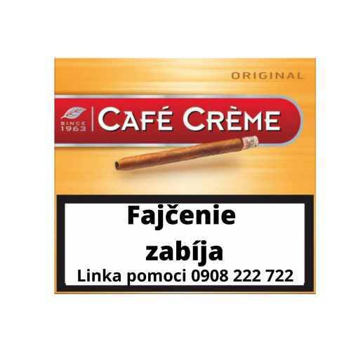 Cafe Creme original cigarky