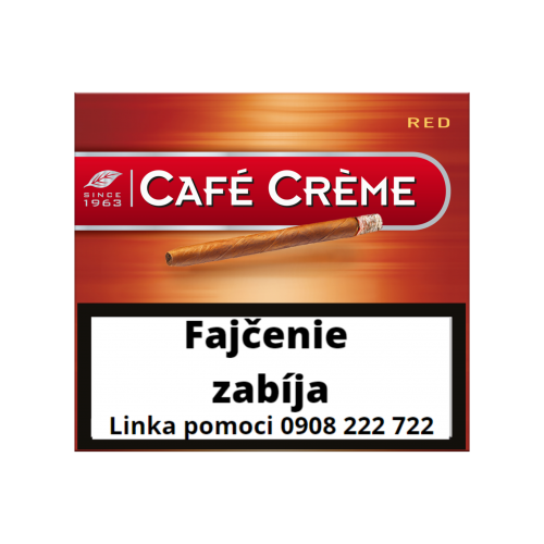Cafe Creme Red cigarky