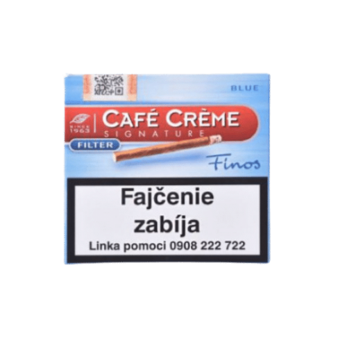 Cafe Creme Blue cigarky