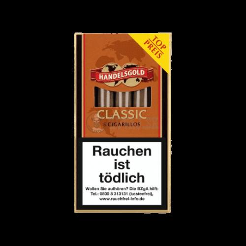 HANDELSGOLD Classic No.218 cigarky