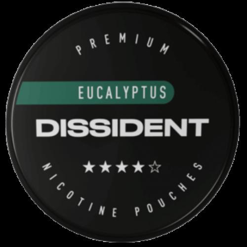 DISSIDENT EUCALYPTUS STRONG nikotínové sáčky