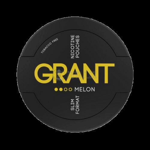 GRANT Melon nikotínové sáčky