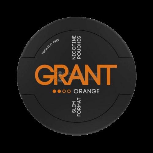 GRANT Orange nikotínové sáčky