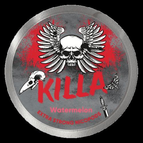 KILLA Watermelon Extreme Strong nikotínové sáčky