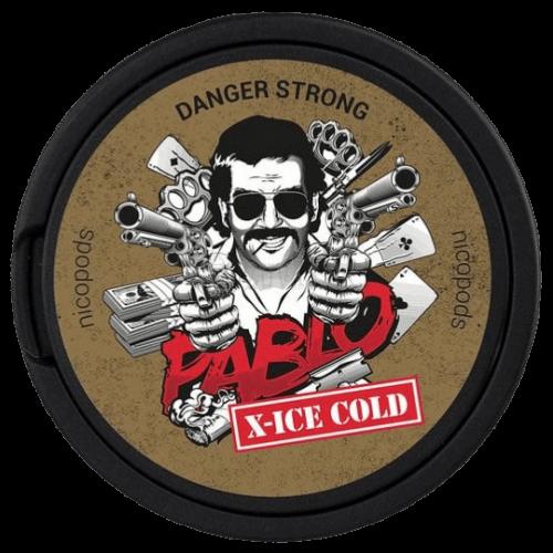 PABLO X - Ice Nikotínové sáčky