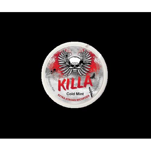 KILLA Cold Mint 16mg/g