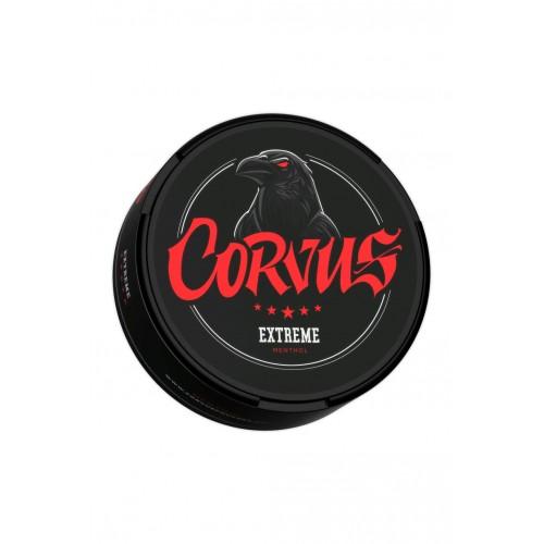 CORVUS EXTREME - Extra silné nikotínové sáčky