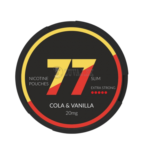 77 COLA & VANILLA 20mg/g