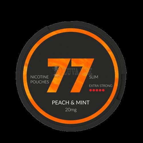 77 PEACH & MINT 20mg/g