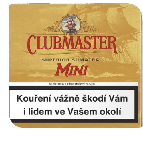 CLUBMASTER Mini Sumatra cigarky