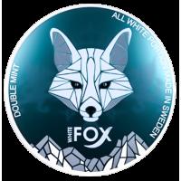 1+1 Zadarmo WHITE Fox Double Mint nikotínové sáčky