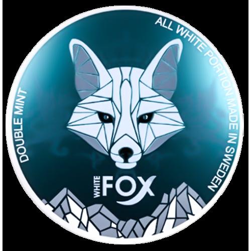 WHITE Fox Double Mint nikotínové sáčky