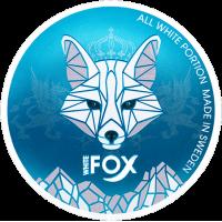 1+1 Zadarmo WHITE Fox Slim nikotínové sáčky
