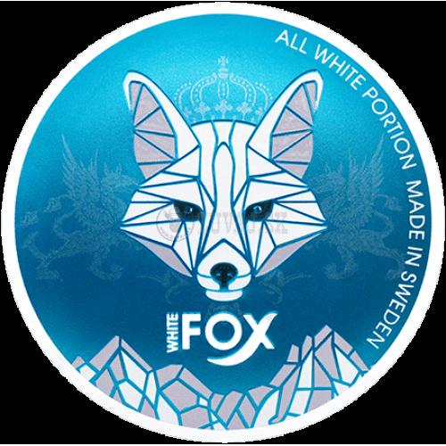 WHITE Fox Slim 16mg/g