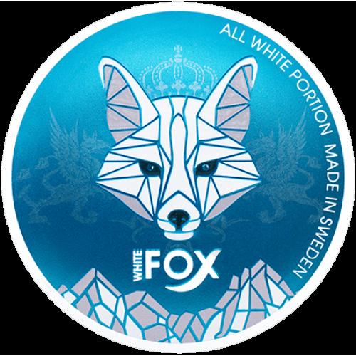 WHITE Fox Slim nikotínové sáčky