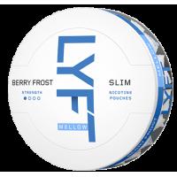 1+1 Zadarmo LYFT Berry Frost nikotínové sáčky