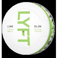 1+1 Zadarmo LYFT Lime nikotínové sáčky