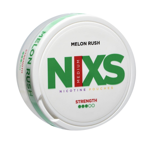 NIXS Melon Rush nikotínové sáčky
