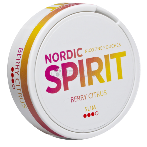 Nordic Spirit Berry Citrus 1+1 Zadarmo