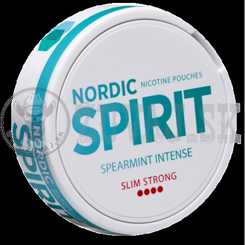 Nordic Spirit Spearmint Strong nikotínové vrec