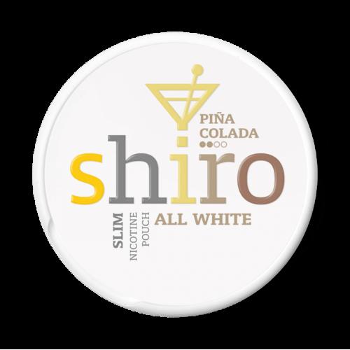 SHIRO Pina Colada Slim nikotínové sáčky