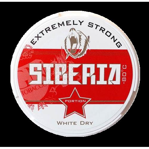 SIBERIA Red White 13g