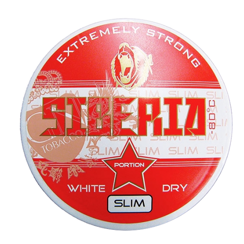 SIBERIA Red Slim