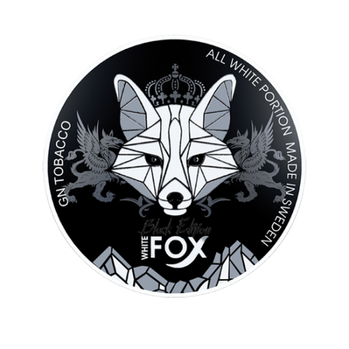 White Fox Black