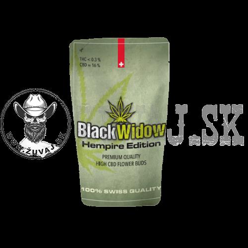 Black Widow Hempire Edition 2g