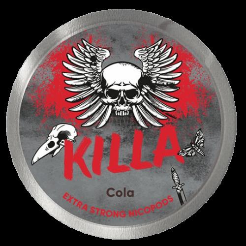 KILLA Cola Strong nikotínové sáčky