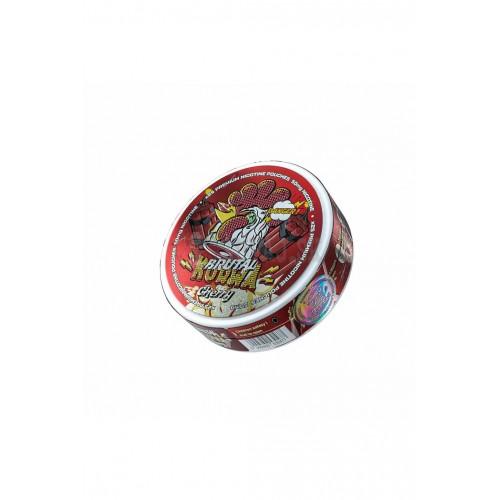 Kurwa Cherry Brutal nikotínové sáčky