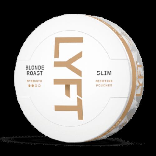 LYFT BLONDE ROAST SLIM nikotínové sáčky