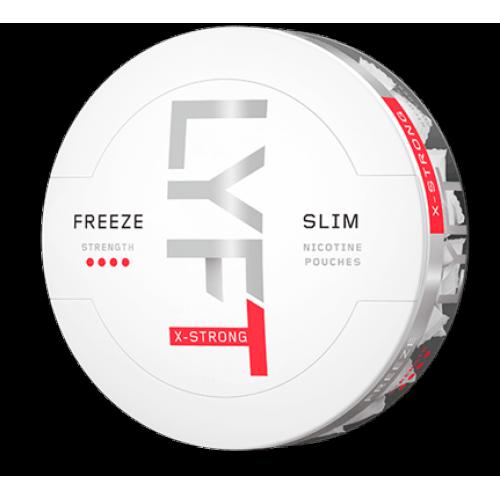 LYFT Freeze-X nikotínové sáčky