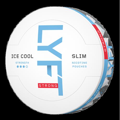 LYFT Ice Cool-X nikotínové sáčky