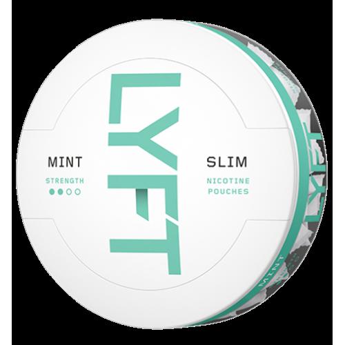 LYFT Easy Mint nikotínové sáčky