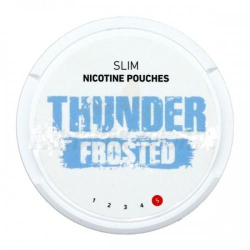 THUNDER Frosted - nikotínové sáčky