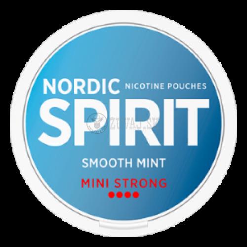 Nordic Spirit Mini nikotínové vrecká